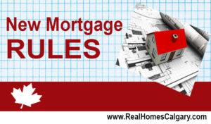 Hipotecas – Nuevas reglas que afectan la compra de casas en Canadá.